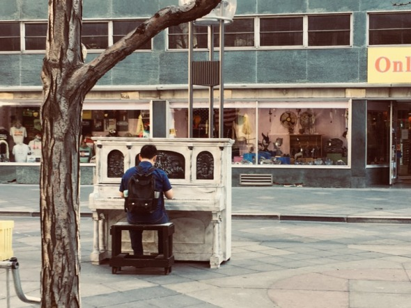 16th Piano